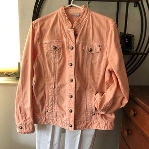 Women's Chicos Platinum size 2 jacket